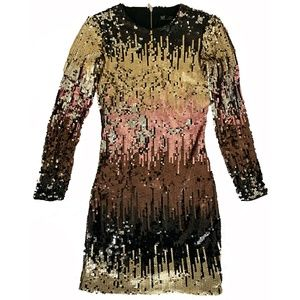 Special Edition Sequin Mini Dress